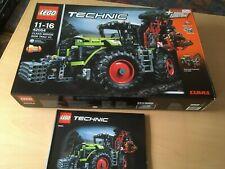 LEGO Technic   CLAAS  XERION  ( Holztraktor ) (42054)