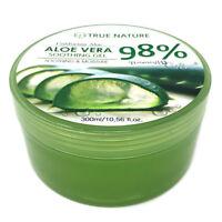Aloe Vera Gel Facial & Body Skin Care - Soothing & Moisture 300ml (10.58oz)