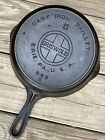 Griswold #6 Large Logo Cast Iron Skillet w/ Heat Ring 699