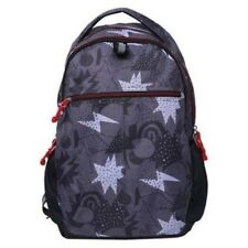 "Cat & Jack 18"" Kids Superhero Laptop Sleeve Backpack Book School Bag Gray Red"