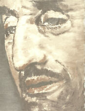 Luc Tuymans-Nose-2014 Lithograph-SIGNED