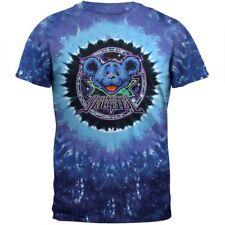 Grateful Dead - Zodiac Bear Tie Dye T-Shirt