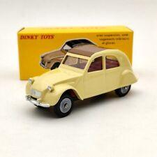 DeAgostini 1:43 Dinky Toys 558 2CV Citroen Modele 61 Diecast Models Car