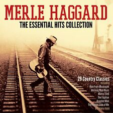 Merle Haggard - The Essential Hits Collection - New CD Album