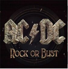 AC/DC - ROCK OR BUST (BRAND NEW SEALED CD)