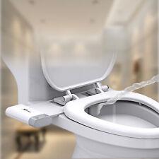 Clean Clear Rear End Bidet Butt Washer Adjustable Fresh Water Spray Toilet Seat