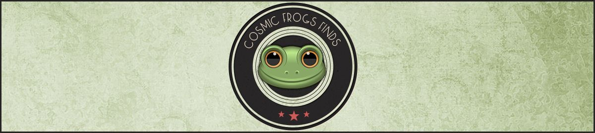 Cosmic Frogs Finds