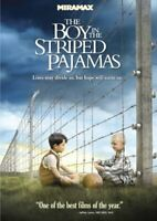 The Boy in the Striped Pajamas DVD NEW