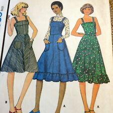 *Lovely Vtg 1970s Dress Sewing Pattern 10/32.5