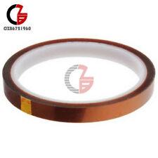 10mm 100ft Kapton Tape BGA High Temperature Heat Resistant Polyimide Gold