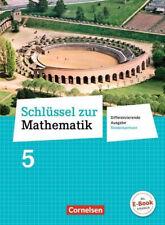 Schlüssel zur Mathematik 5- Differenzierende Ausgabe Niedersachsen / 5.Schuljahr