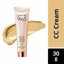 Lakme 9 to 5 CC Cream Complexion Care Face Cream Lightens Skin Tone Beige - 30g