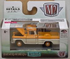 M2 MACHINES AUTO - TRUCKS 1959 CHEVROLET APACHE DE LUXE FLEETSIDE R50