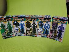BANDAI Kaizoku Sentai GOKAIGER Ranger Key vol.5 All five Complete Set Candy Toy