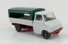 Bedford Blitz Transporter Pritsche/P grau-grün Wiking 1:87 H0 ohne OVP [HB13-B5]