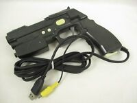 "GUN CONTROLLER 2 NPC-106 No Cable ""Work for CRT TV Only"" Playstation 2 0805"
