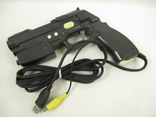 """PS2 GUN CONTROLLER 2 NPC-106 No Cable """"Work for CRT TV Only"""" Playstation 2 0805"""