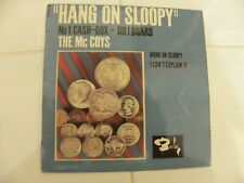 the McCoys / the Strangeloves 1965 French EP Record w/Lenticular (3-D) Cover