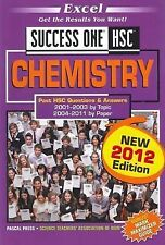 Excel Success One HSC - Chemistry by Pascal Press (Paperback, 2012)