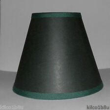 CKays FOREST GREEN Paper Traditional Chandelier Lamp Shade any room, greens