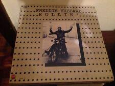 """FREDDIE HUBBARD SPANISH 12"""" LP SPAIN ROLLIN' - JAZZ"""