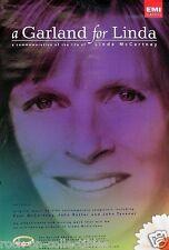 Paul Mccartney Tribute To Linda Original Promo Poster