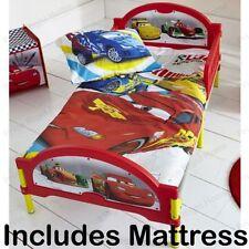 Cadres de lit et lits coffres rouge pour la maison
