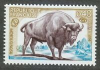 France 1974 MNH Mi 1874 Bison WWF **