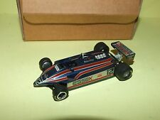 LOTUS 81 N°12 1980 ELIO DE ANGELIS KIT WESTERN MODELS 1:43