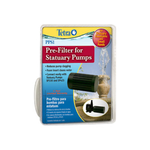 """Tetra Prefilter For Statuary Pumps and Small Ponds Fit SP330 & SP425  (5""""x3"""")"""