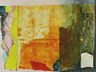Signed A Franieck? Dated 93 - Abstract Composition Collage