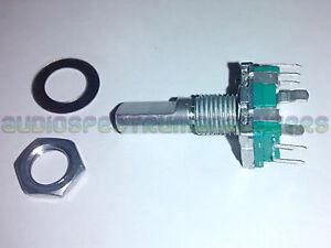 Rotary Encoder 5 pin (Top Clickable Switch) Arduino Raspi LinuxCNC GOTEK PIC AVR