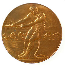 Sports. TUG OF WAR. By John Pinches & Co. 38mm embossed striking