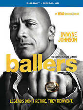 BALLERS: SEASON 1 (Blu-ray, 2-disc set)