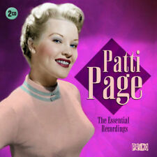 Patti Page The Essential Recordings CD Album Best OF Greatest Gift Idea UK