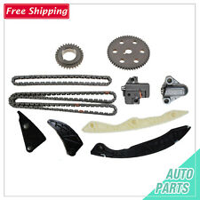 Timing Chain Kit Fits For Hyundai Sonata 2.4L 06-07 Replacement w/Cam+Crank Gear