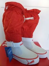 Puma ALEE GORE-TEX Sailing Boots Shoes Volvo Ocean Race Boat Yacht Deck Luff UK9
