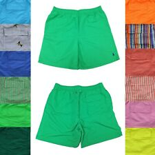 Polo Ralph Lauren Big and Tall Mens Swimsuit Shorts Lined Solid Swim Trunks