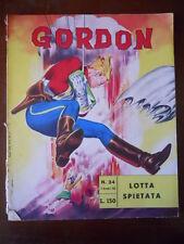GORDON n°34 1965 edizioni Spada  [G262] - Discreto