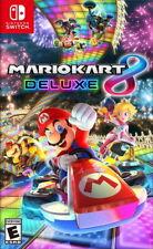 Mario Kart 8 Deluxe Switch [Factory Refurbished]