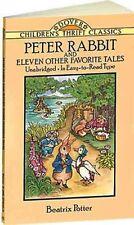 Beatrix Potter Boy's/Girl's Interest Paperback Books for Children