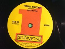 Soul Jazz Records totalement ensemble/keep on moving/Jackie Mittoo