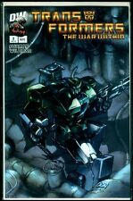 DW Comics TRANSFORMERS #2 Vol 2 The War Within NM 9.4