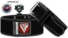 RDX gewichthebergürtel cuero fitness cinturón musculación peso entrenamiento cinturón