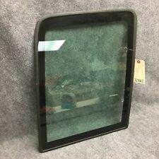 1988-1998 Chevy GMC Truck Ext Cab RH Rear Vent Window Glass Green AC Tint 32962