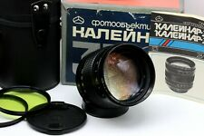 New KALEINAR 3B 2.8/150 Soviet Lens for Kiev-6C/Kiev-60, Pentacon Six In BOX K01
