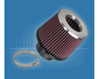 "K&N Air Filter RR-3003 Clamp On Pipe (3"" / 76mm) Universal Pod"