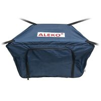 ALEKO Front Bow Storage Bag for 12.5 Foot Boats 19 x 30 Inches Blue