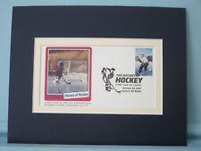 Hockey - World Junior Ice Hockey Championship & First Day Cover