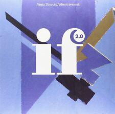 Ninja Tune If 2.0 Record Store Day Various Artists RSD Vinyl 2x LP New